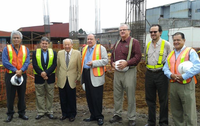 Cámara de Construcción inició obras para nuevo edificio corporativo