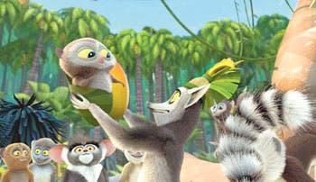 """Madagascar"" llegará a Netflix en diciembre"