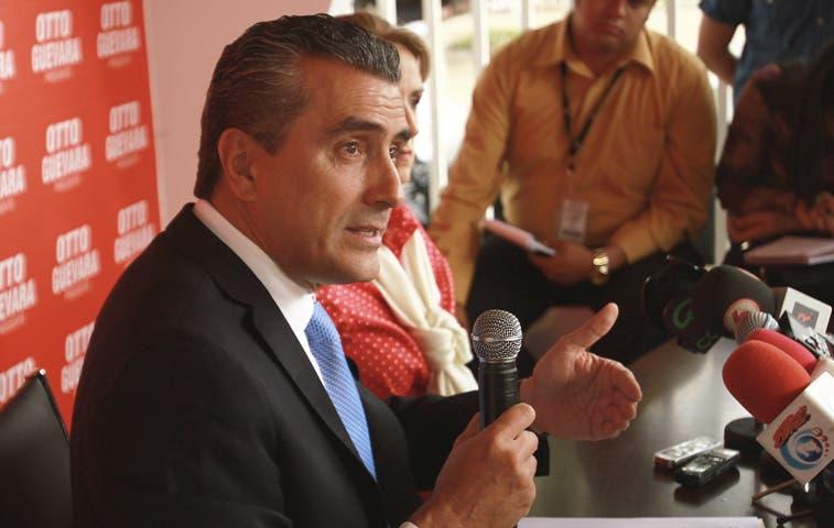 Guevara presentará denuncia penal contra presidenta de Japdeva