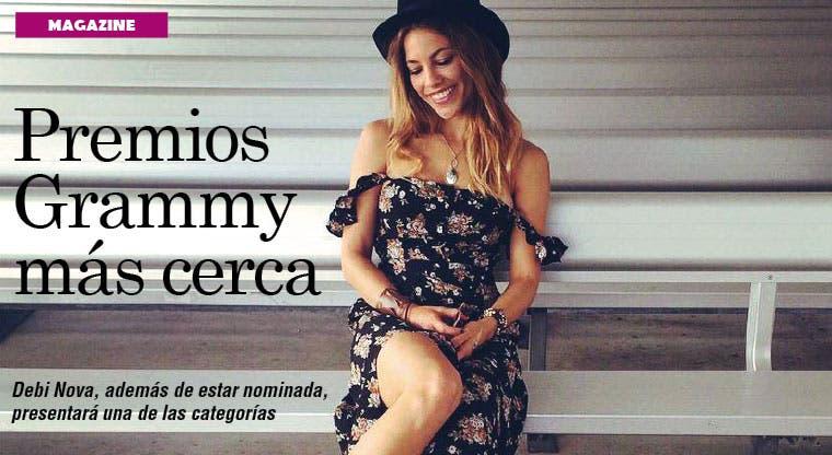 Todo listo para los Grammy Latino