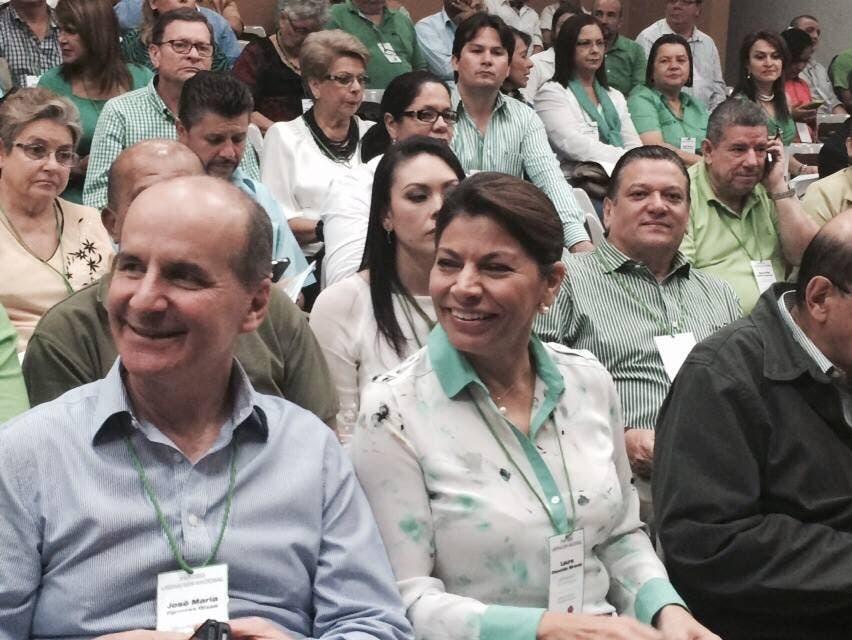 Figueres quiere construir un nuevo Liberación Nacional