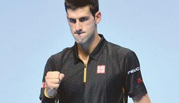 Djokovic y Wawrinka, en cohete