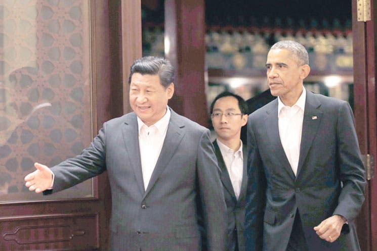 Obama y Xi Jinping iniciaron reuniones tras cumbre en China