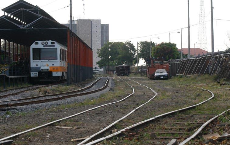 Presupuesto para rehabilitar vías férreas se ejecuta deficientemente