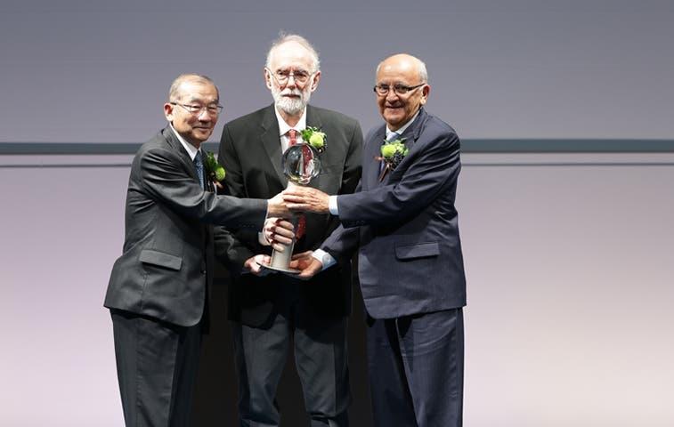 INBio recibe premio Planeta Azul en Japón