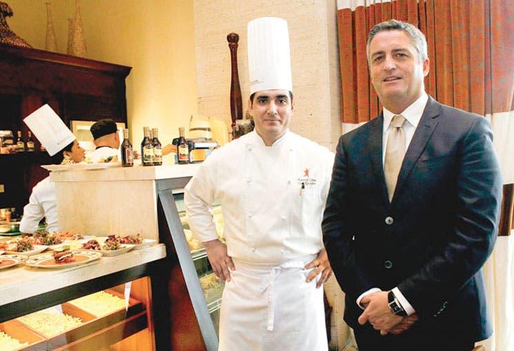 Italia en su mesa
