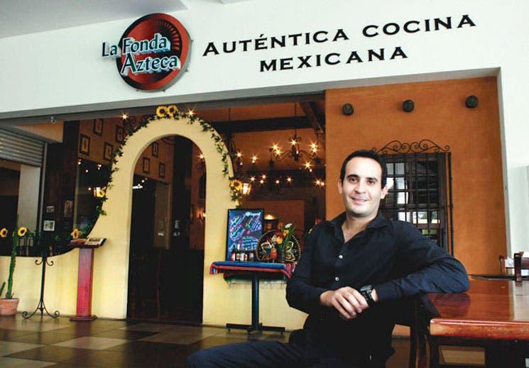 Comida auténtica mexicana