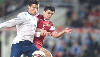 Cristiano vuelve a salvar a Portugal