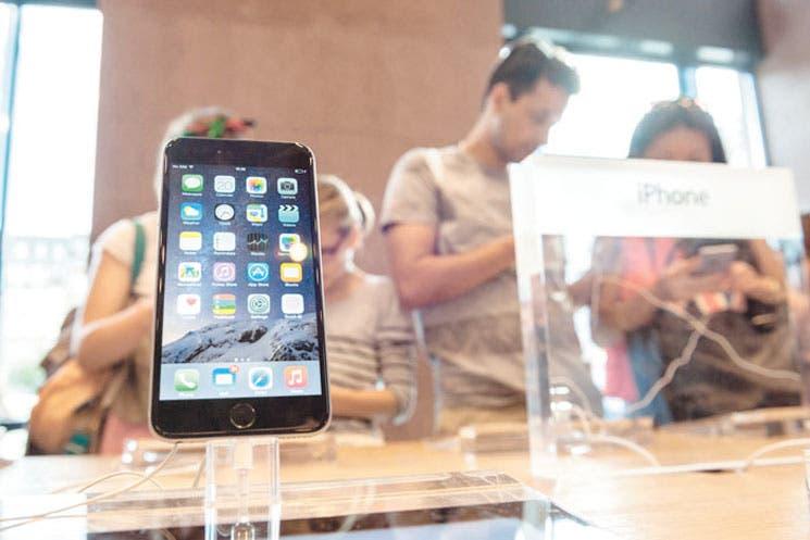 iPhone 6 puso a sudar a clientes y operadores
