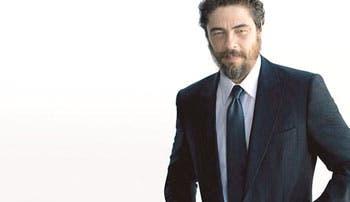Benicio del Toro y las dos caras de Pablo Escobar