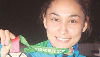 Alvarado dio tercer bronce tico