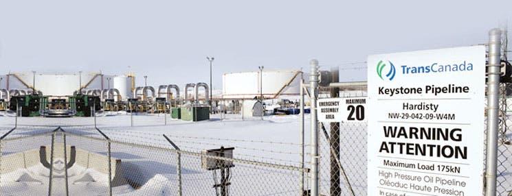 Demora del oleoducto no impide que crudo llegue a EE.UU.