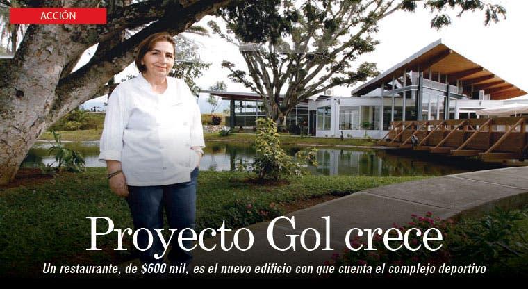 Proyecto Gol sigue creciendo