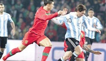 Dos duelos mundiales