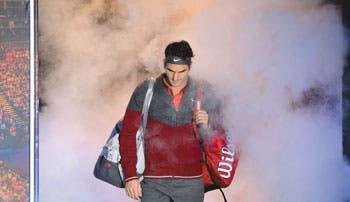 Federer desvela a Suiza
