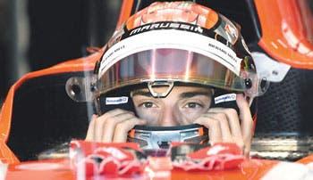 Bianchi salió del coma