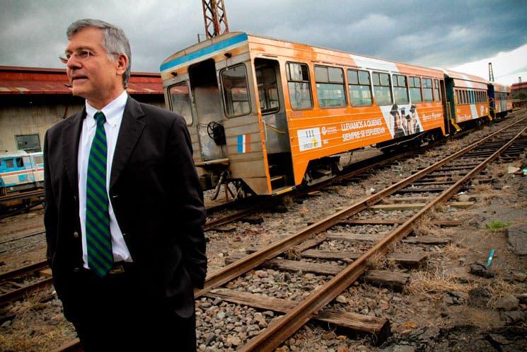 Tren hacia Alajuela quedará para mediados del 2015