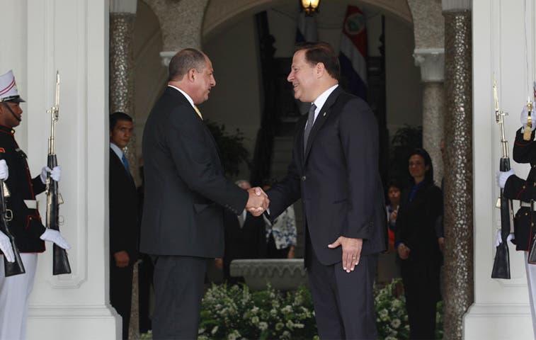 Panamá y Costa Rica afianzarán comercio y lucha contra crimen organizado