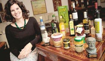 Saboree la gastronomía griega