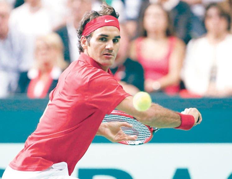 Federer y Suiza retan a Francia