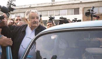 Mujica figura como activo de la marca país de Uruguay