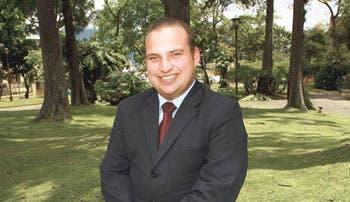 """Pablo Abarca: """"La industria turística puede sacar a Costa Rica de la pobreza"""""""