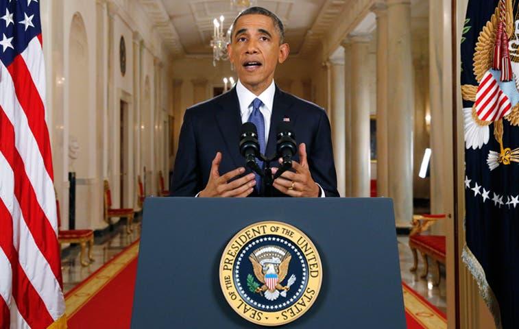 Desafío migratorio de Obama fuerza a oposición a medir contraataque