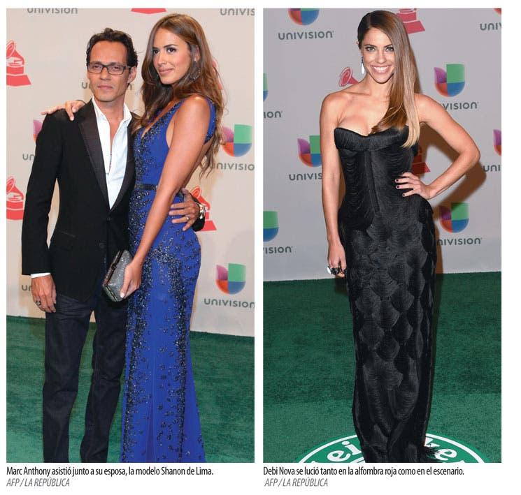 Grammy Latino premió al talento tico