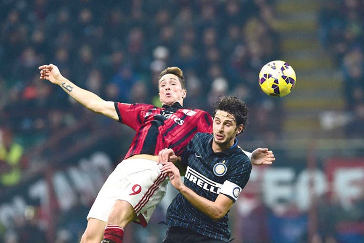 Milan e Inter se frenan