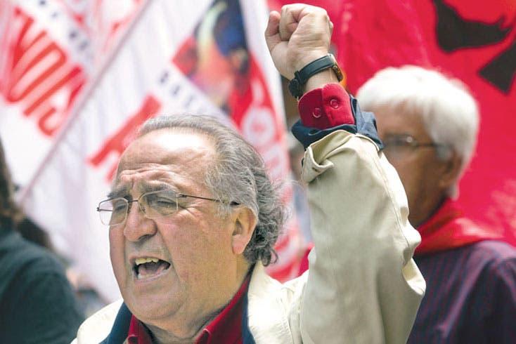 Miles piden constituyente en Chile
