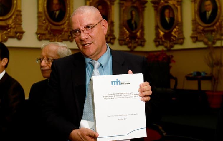 Diputados rechazan presupuesto 2015