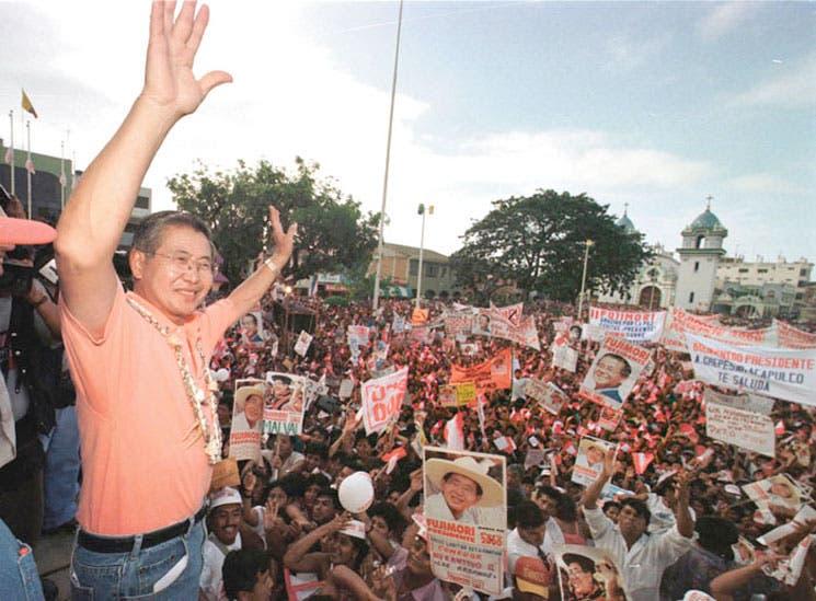 Fujimori sufre dos derrotas en tribunales en menos de una semana
