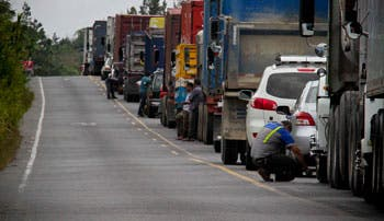 Modernizar Paso Canoas reduciría en un 90% estadía en frontera
