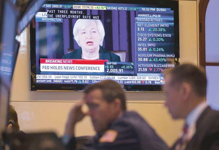 Economía de EE.UU. crece más de lo esperado en tercer trimestre