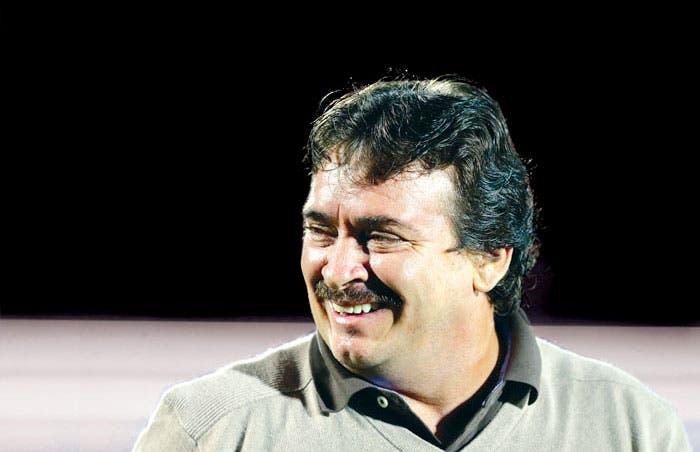 """Machillo"" sonríe en muerte súbita"