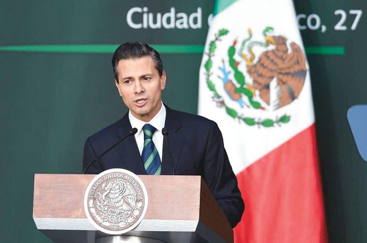 Peña Nieto anuncia plan de seguridad mientras se incrementa crisis