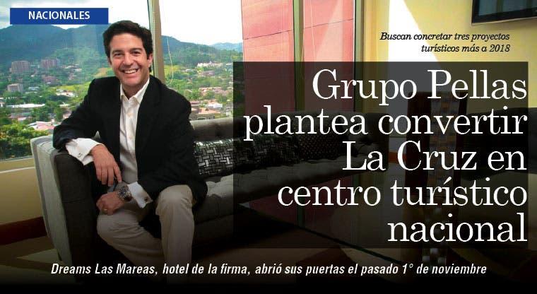 Grupo Pellas plantea convertir La Cruz en centro turístico nacional