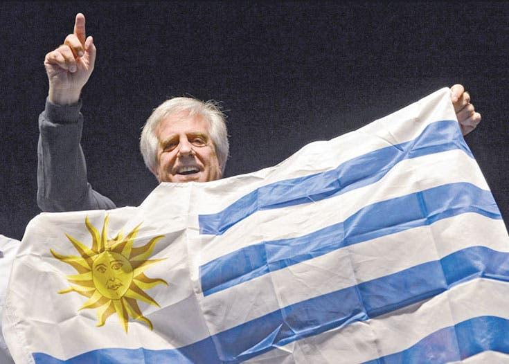 Tabaré Vázquez se convierte en el sucesor de Mujica