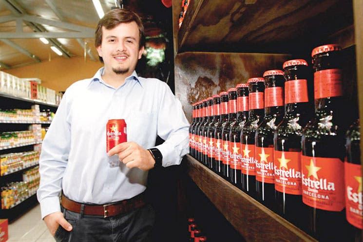 Cerveza española aterriza en el país