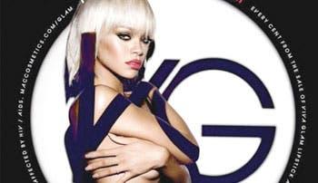 Rihanna se alía de nuevo con M•A•C
