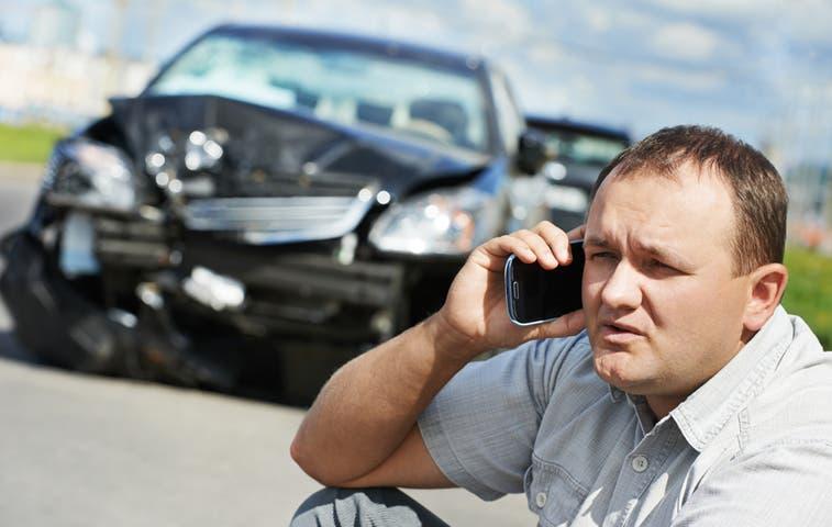 Usted podrá comprobar si vehículo de accidente tiene seguro