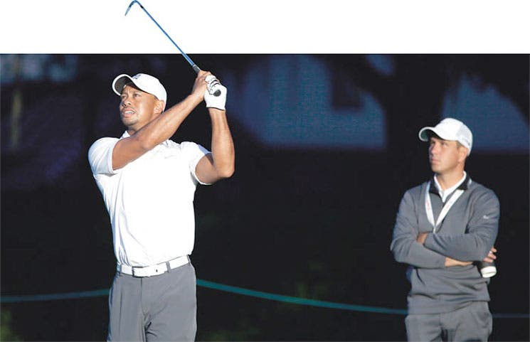 Woods con regreso total