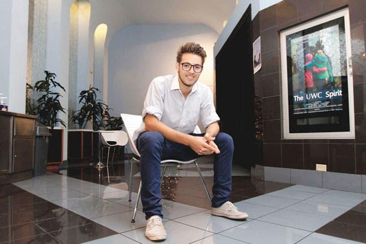 Andrés Broennimann: el que persevera, triunfa