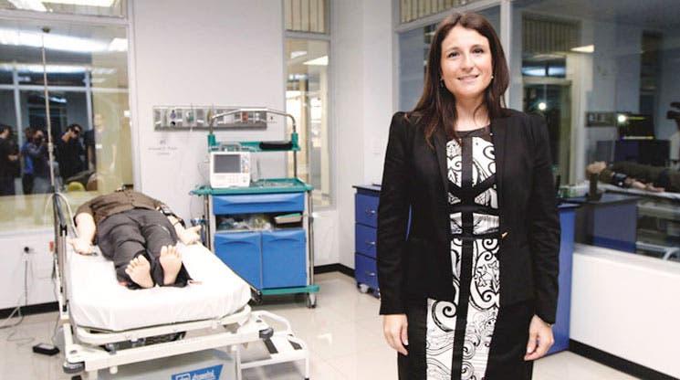 Equipo de simulación de pacientes llega a la U Hispanoamericana