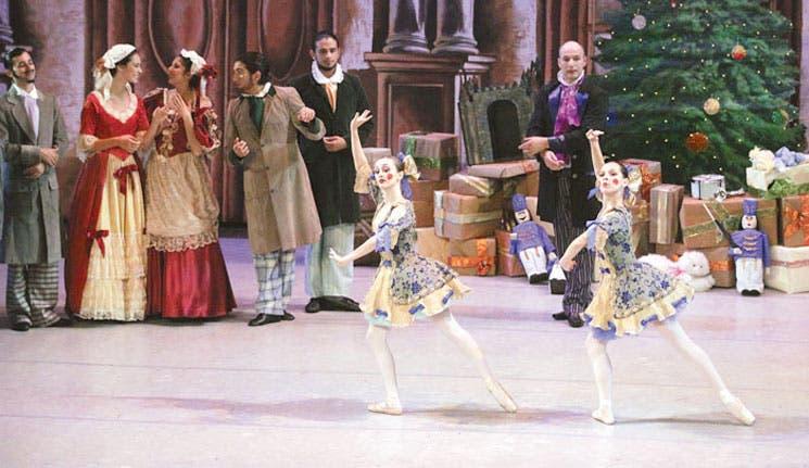 El Cascanueces llenará de magia el Teatro Nacional