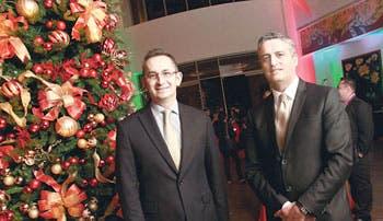 Inauguración navideña