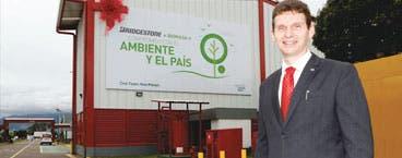 Bridgestone traza su ruta hacia la carbono neutralidad