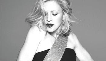 Madonna, imagen de Versace