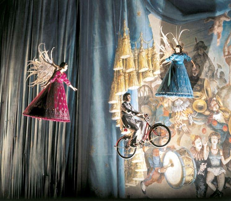 Cirque du Soleil ya viene en camino