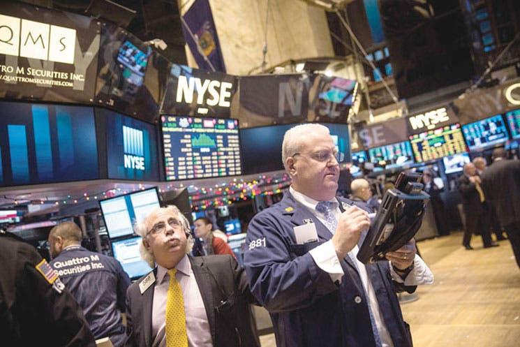 Wall Street con récords históricos gracias a aumento de empleo en EE.UU.